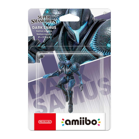 Dark Samus Amiibo - Super Smash Bros. Series [Nintendo Accessory]