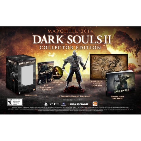 Dark Souls II - Collector's Edition [PlayStation 3]