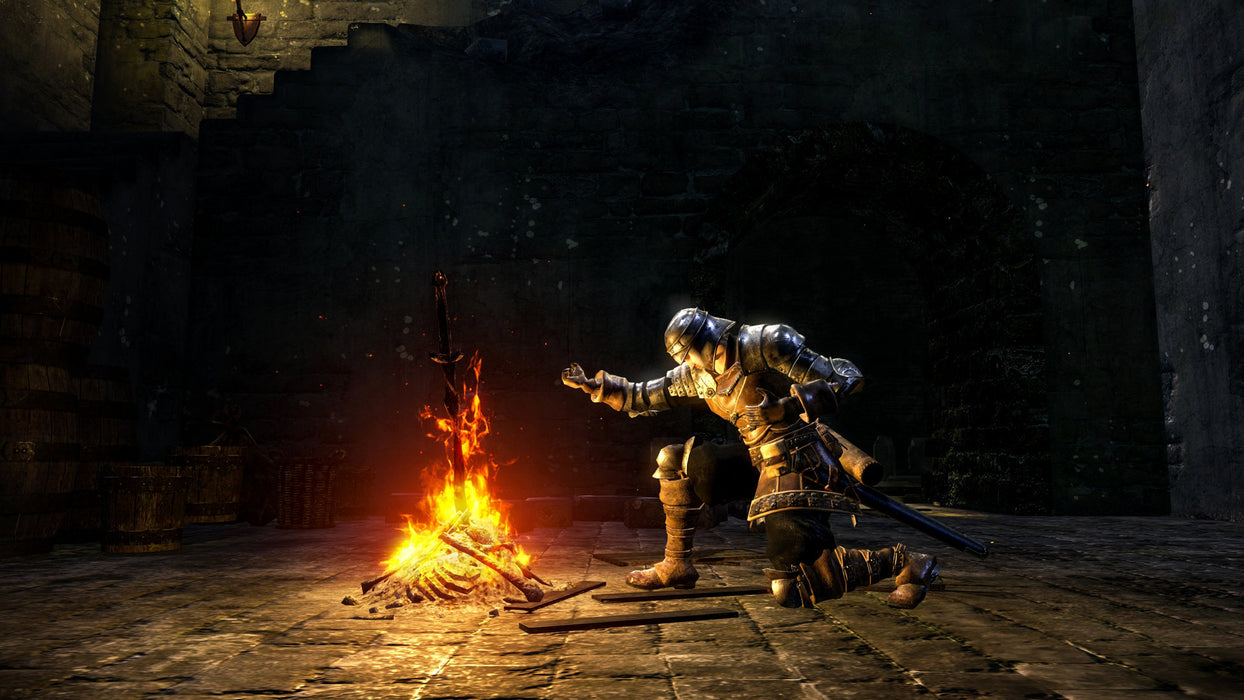 Dark Souls Trilogy [PlayStation 4]