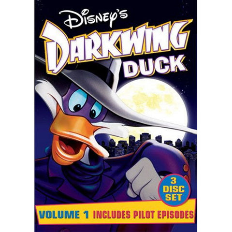 Darkwing Duck: Volume 1 [DVD Box Set]