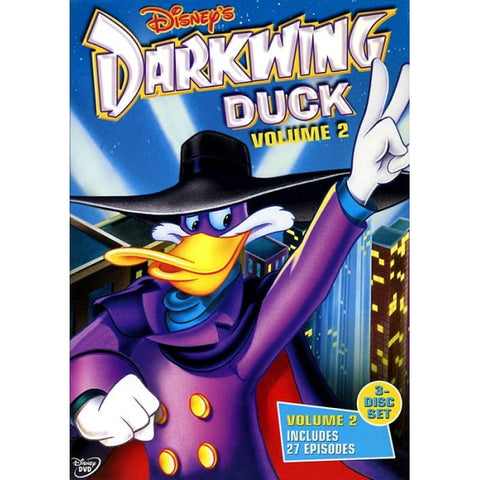 Darkwing Duck: Volume 2 [DVD Box Set]