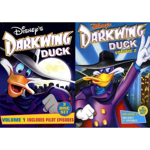 Darkwing Duck: Volumes 1 + 2 [DVD Box Set]