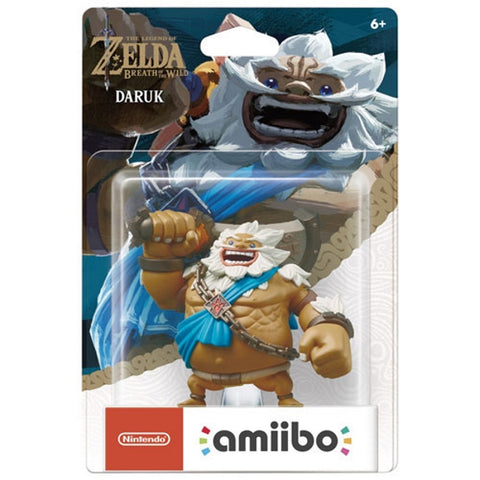 Daruk Amiibo - The Legend of Zelda: Breath of the Wild Series [Nintendo Accessory]