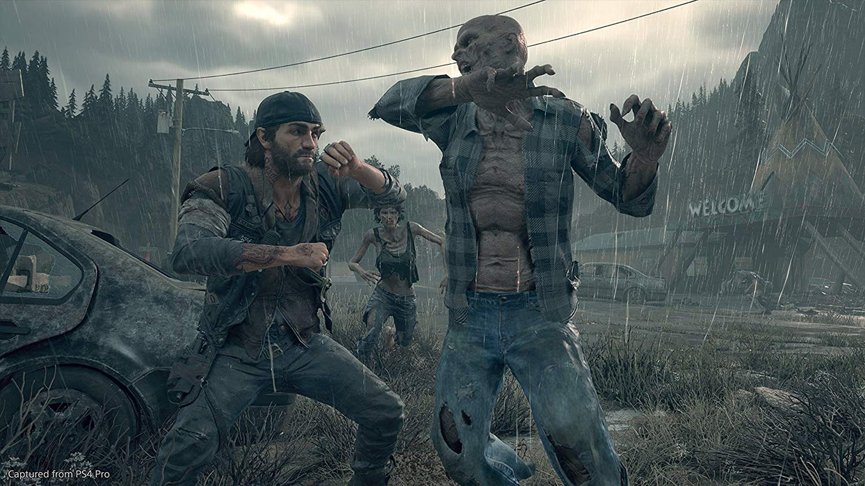 Days Gone [PlayStation 4]