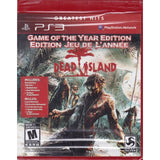 Dead Island - Game of the Year Edition [PlayStation 3]