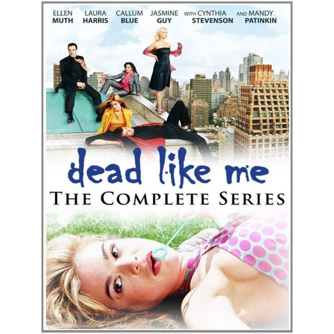 Dead Like Me: The Complete Series - Seasons 1-2 + Life After Death + White Lightning/The End [DVD Box Set]
