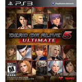 Dead or Alive 5 Ultimate [PlayStation 3]