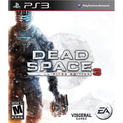 Dead Space 3: Limited Edition [PlayStation 3]