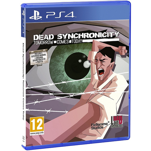 Dead Synchronicity: Tomorrow Comes Today [PlayStation 4]