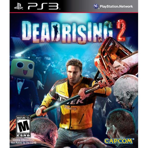 Dead Rising 2 - High Stakes Edition [PlayStation 3]