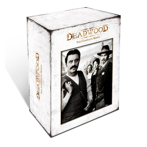 Deadwood: The Complete Series [DVD Box Set]