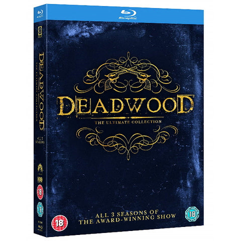 Deadwood: The Ultimate Collection - Seasons 1-3 [Blu-Ray Box Set]