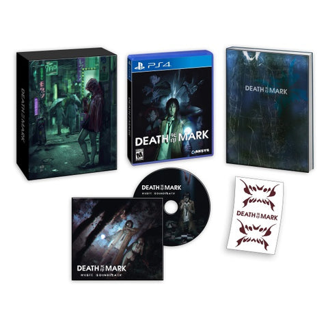 Death Mark - Limited Edition [PlayStation 4]