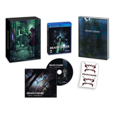 Death Mark - Limited Edition [Sony PS Vita]
