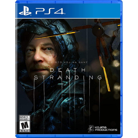 Death Stranding [PlayStation 4]