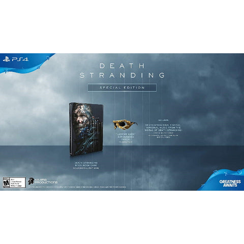 Death Stranding - Special Edition SteelBook [PlayStation 4]