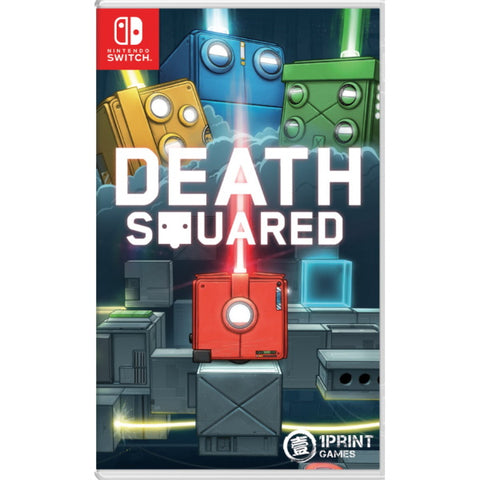 Death Squared - Limited Edition [Nintendo Switch]