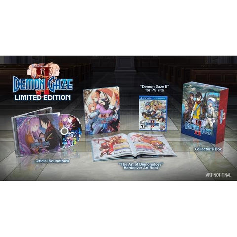 Demon Gaze II - Limited Edition [Sony PS Vita]
