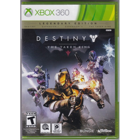 Destiny: The Taken King - Legendary Edition [Xbox 360]