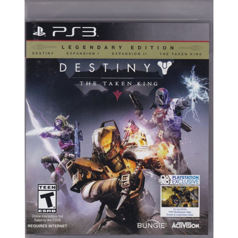 Destiny: The Taken King - Legendary Edition [PlayStation 3]