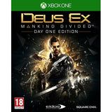 Deus Ex: Mankind Divided - Day One Edition [Xbox One]