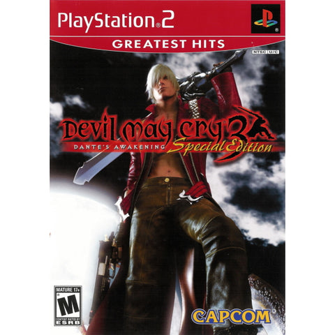 Devil May Cry 3: Dante's Awakening - Special Edition [PlayStation 2]