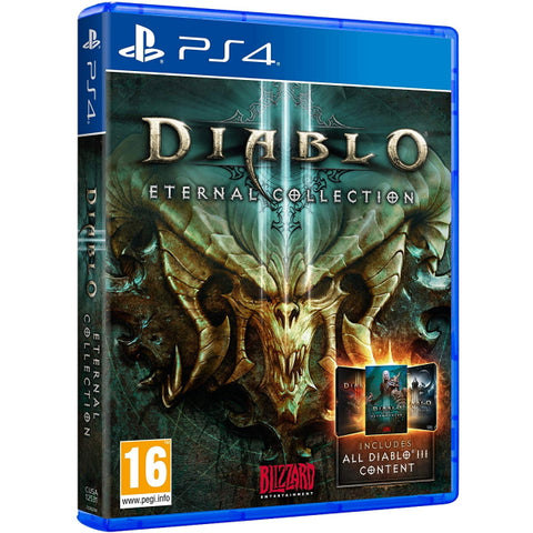 Diablo III - Eternal Collection [PlayStation 4]