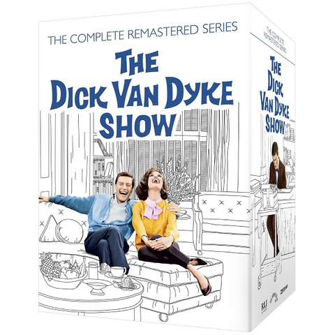 The Dick Van Dyke Show: The Complete Remastered Series [DVD Box Set]
