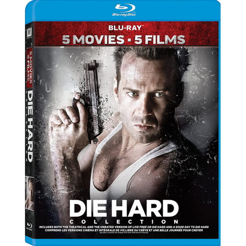 Die Hard Collection [Blu-Ray Box Set]