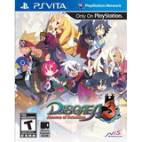 Disgaea 3: Absence of Detention [Sony PS Vita]