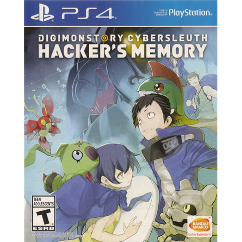 Digimon Story Cyber Sleuth: Hacker's Memory [PlayStation 4]