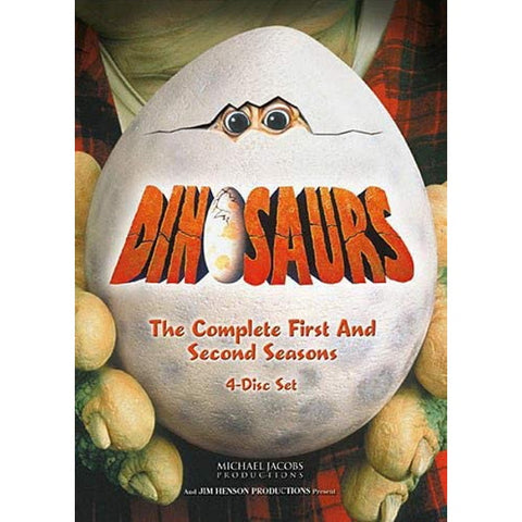Dinosaurs: The Complete First and Second Seasons [DVD Box Set]