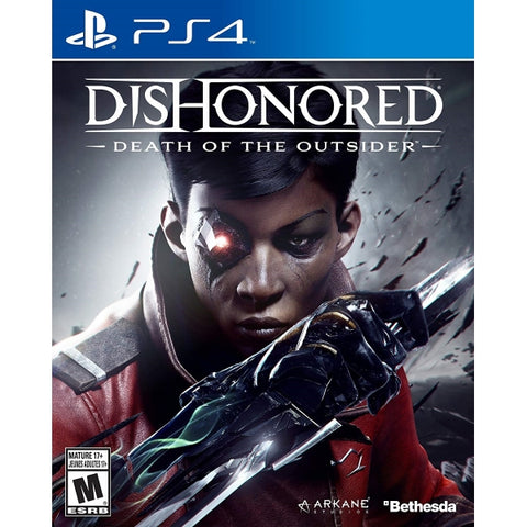 Dishonored: Death of the Outsider [PlayStation 4]