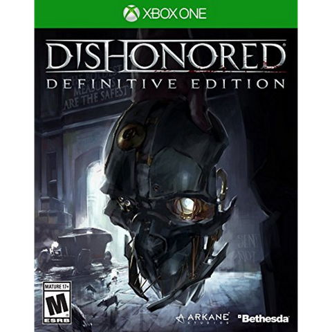 Dishonored: Definitive Edition [Xbox One]