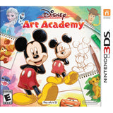 Disney Art Academy [Nintendo 3DS]