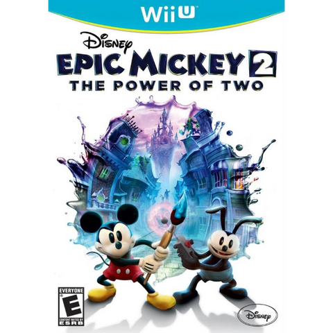 Disney Epic Mickey 2: The Power of Two [Nintendo Wii U]