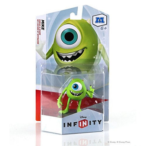 Disney Infinity 1.0 Monsters, Inc. Mike Wazowski [Cross-Platform Accessory]