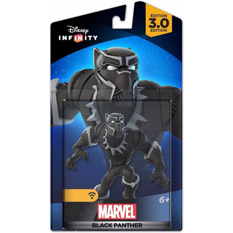 Disney Infinity 3.0 Marvel Black Panther Figure [Cross-Platform Accessory]