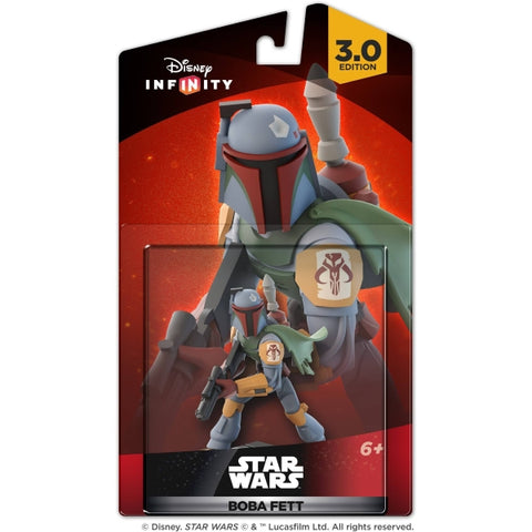 Disney Infinity 3.0 Star Wars Boba Fett [Cross-Platform Accessory]