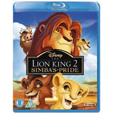 The Lion King 2: Simba's Pride [Blu-Ray]