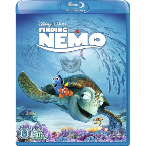 Disney Pixar Finding Nemo [Blu-Ray]