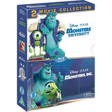 Monsters University and Monsters, Inc. [Blu-Ray 2-Movie Collection]