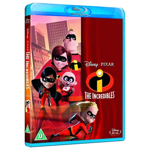 Disney Pixar The Incredibles [Blu-Ray]