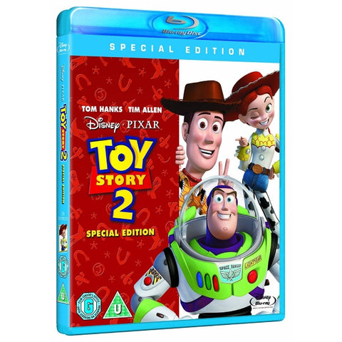 Disney Pixar Toy Story 2 - Special Edition [Blu-Ray]