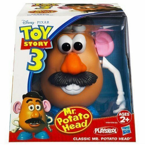 Disney Pixar Toy Story 3: Classic Mr. Potato Head [Toys, Ages 2+]