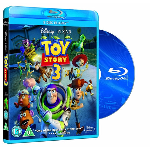 Disney Pixar Toy Story 3 [Blu-Ray]