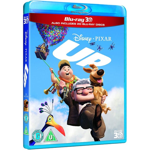 Disney Pixar Up [3D + 2D Blu-Ray]