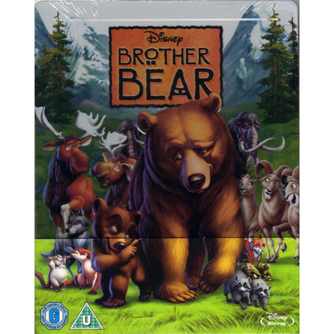Disney's Brother Bear - Limited Edition SteelBook [Blu-ray]