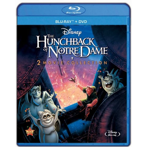 Disney's The Hunchback of Notre Dame & The Hunchback of Notre Dame II - Special Edition [Blu-Ray 2-Movie Collection]