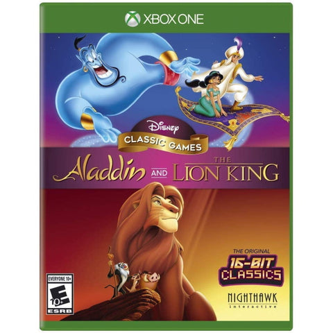 Disney Classic Games: Aladdin and The Lion King [Xbox One]